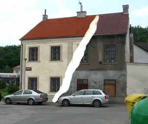 rekonstrukce nájemního domu